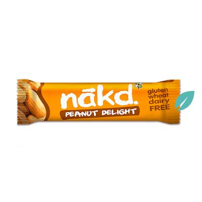 Barra de cereal Nakd Peanut Delight