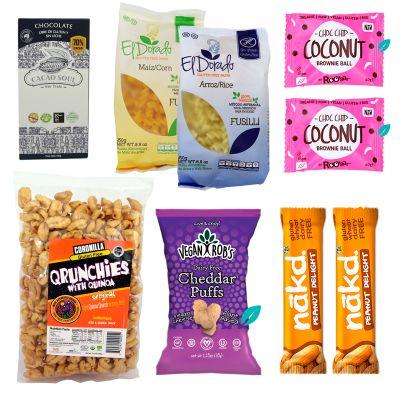 Pack Navidad/Amigo Secreto Sin Gluten