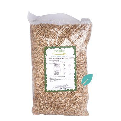 Pipocas Quinoa Endulzado con Azúcar de Caña 120 grs