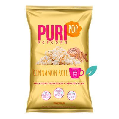 Cabritas Puripop Cinnamon Roll (canela) Individual
