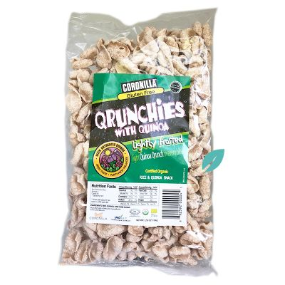 Qrunchies Light frosted Cereales sin gluten 100 grs