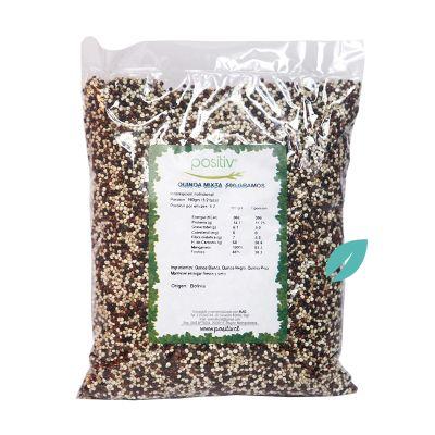Quinoa Mix o Tricolor 500 grs