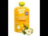Puré de Fruta Orgánico Pera, Plátano, Mango 113 grs Smiley Kids