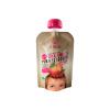 Pure de Frutas Organico Manzana y Frambuesa Ama 90g