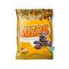 Mizos Galletas de arroz Chocolate negro y Naranja 25 grs