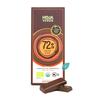Chocolate organico 72% Cacao ecuatoriano