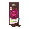 Chocolate organico 80% Cacao ecuatoriano  1