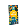Barra de Chocolate Sin gluten Sin leche Sin Azucar 100% Cacao Organico Manare