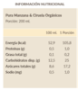 Jugo Manzana Ciruela Organico Ama 300 cc 2