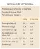 Pure de frutas organico Ama Manzana Arándanos 2