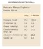 Jugo de frutas Orgánico Manzana Mango Ama 200 cc 2