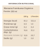 Jugo de frutas Orgánico Manzana Frambuesa Ama 200 cc 2