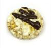 Snack de Galletas Dulces de Arroz, Maíz y Quinoa Sin Azúcar + Sachet de crema de Cacao Avellanas 54 grs 2