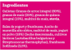 Snack de Galletas Dulces de Arroz, Maiz y Quinoa Sin Azúcar + Sachet de crema de Yogurt y Frambuesa 54 grs 4