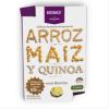 Snack de Galletas Dulces de Arroz, Maiz y Quinoa con Stevia 30 grs