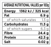 Fetuccini Edamame Mung Orgánico 227 grs 2