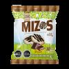 MIzos Galletas de arroz Chocolate 20 grs