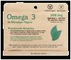Omega 3 de microalgas vegano