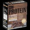 Barra Proteica Wild Protein Chocolate 5 Unidades