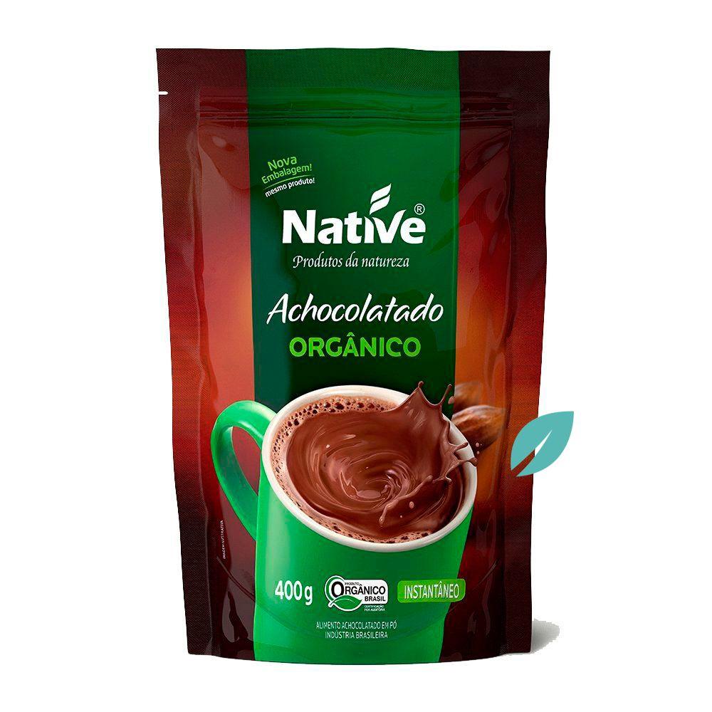 Achocolatado Organico Native 400 grs