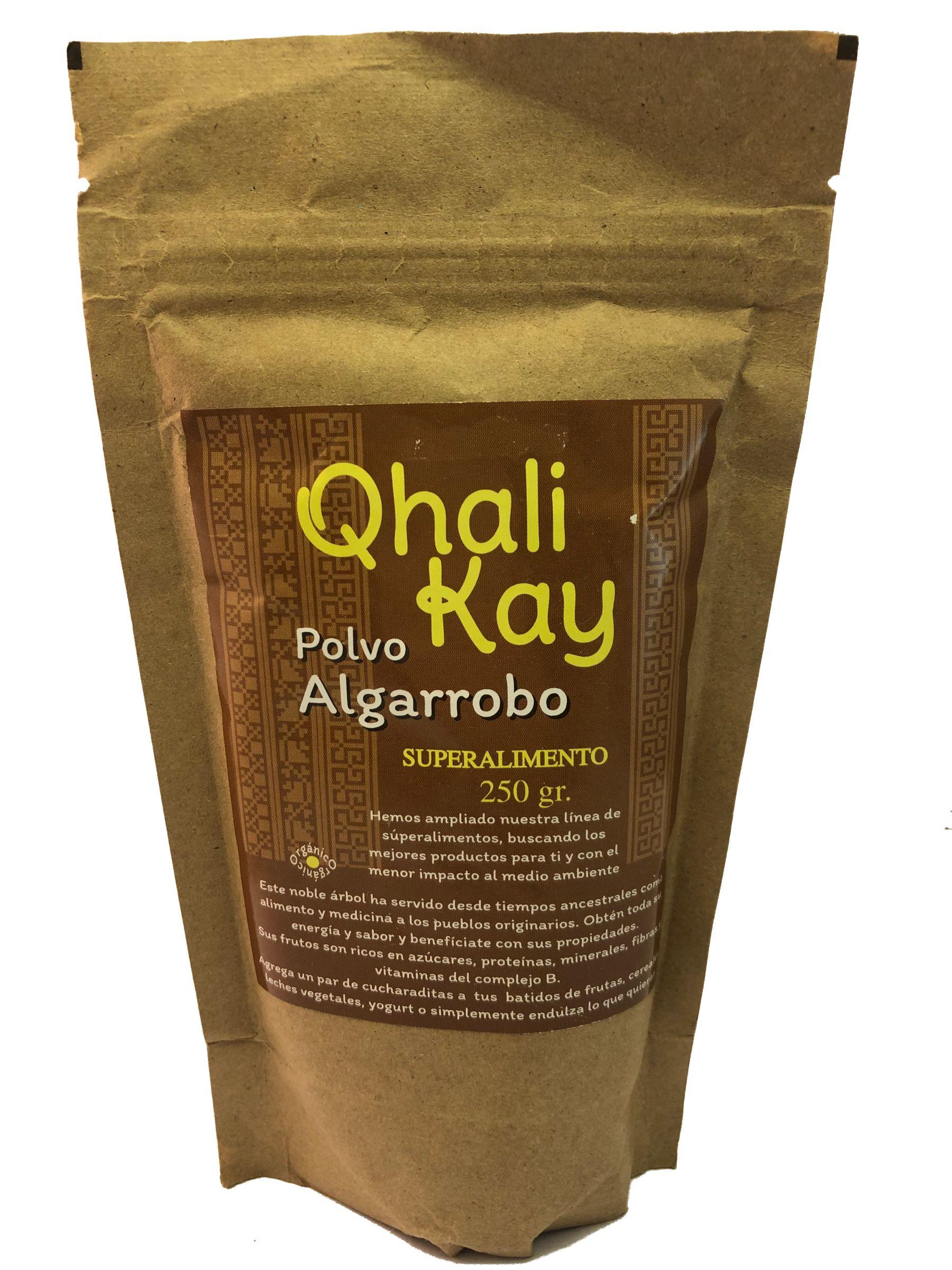 Algarrobo en polvo 250 grs