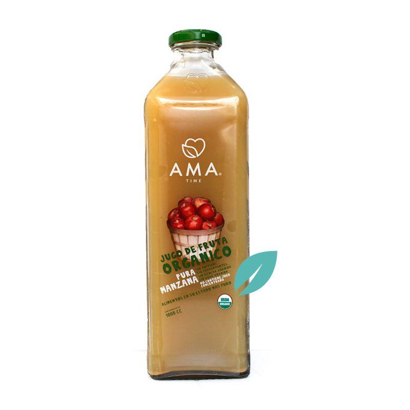 Jugo Manzana organico Ama 1000 cc