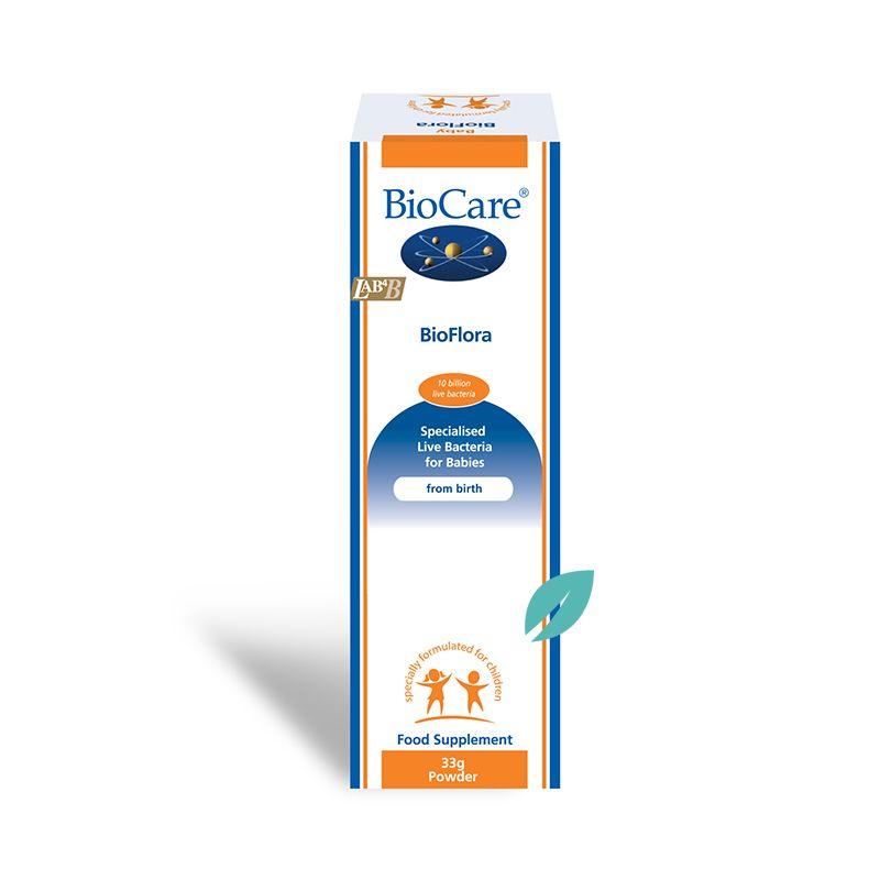 Bioflora Probiótico en polvo