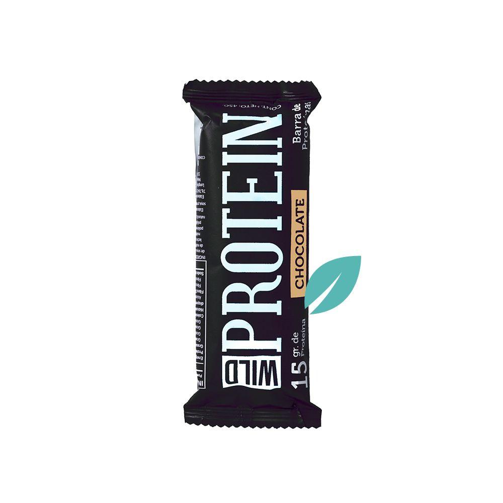 Barra Proteica Wild Protein Chocolate