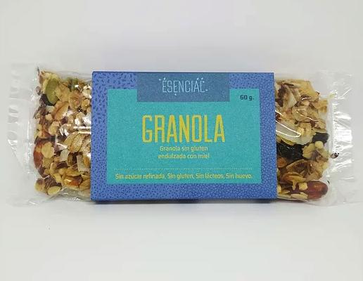 Granola Esencial 60 grs
