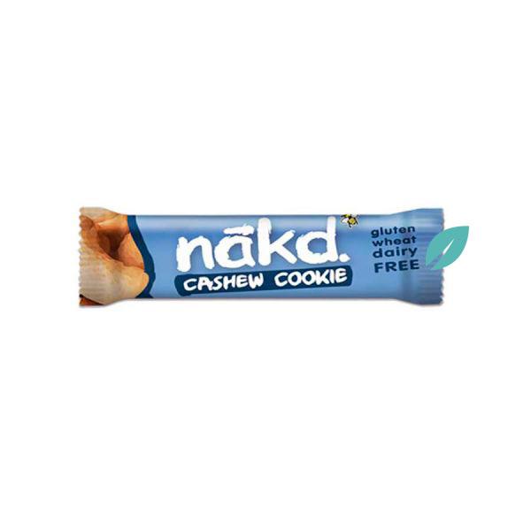 Barra de cereal Nakd Cashew Cookie