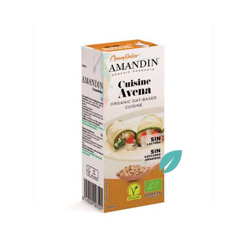 Crema Orgánica de Avena 200 ml