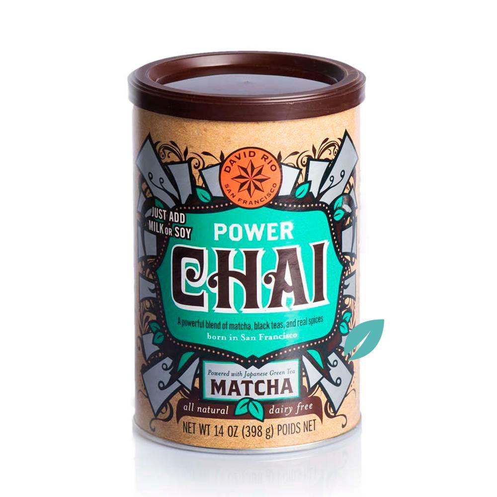 Té Chai Power Matcha David Rio