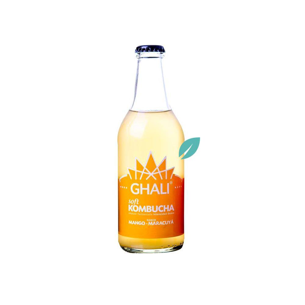 Kombucha Mango Maracuyá Ghali