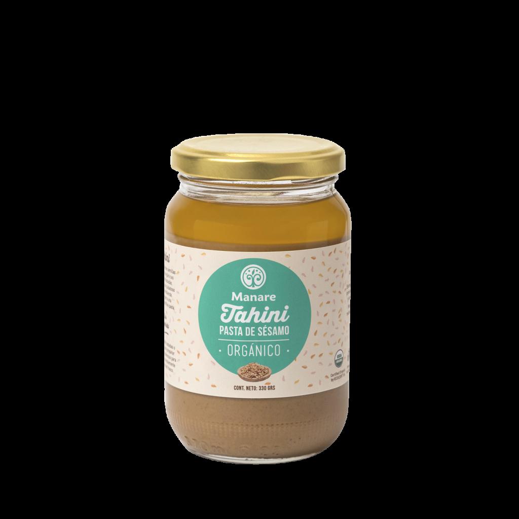 Tahini Organico Manare 330 grs
