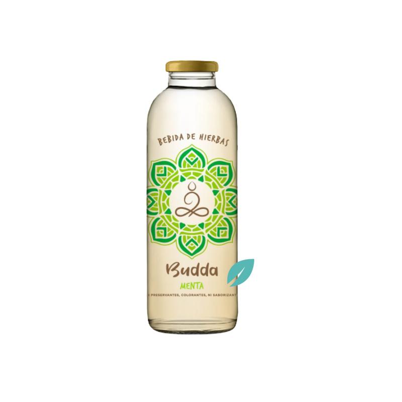 Bebida de hierbas Menta endulzada con estevia