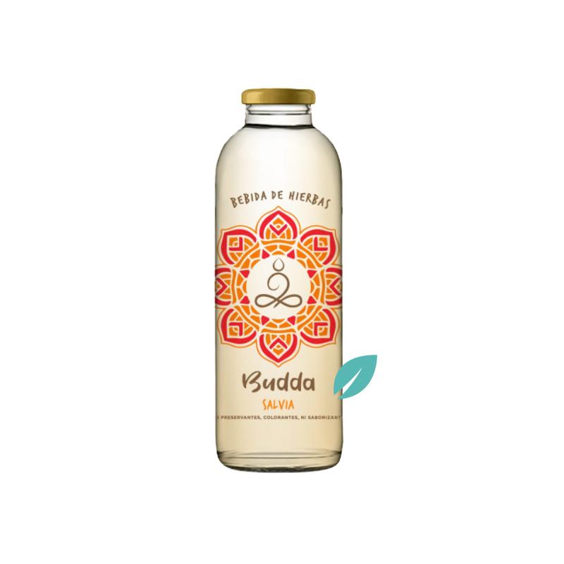 Bebida de hierbas Salvia endulzada con estevia