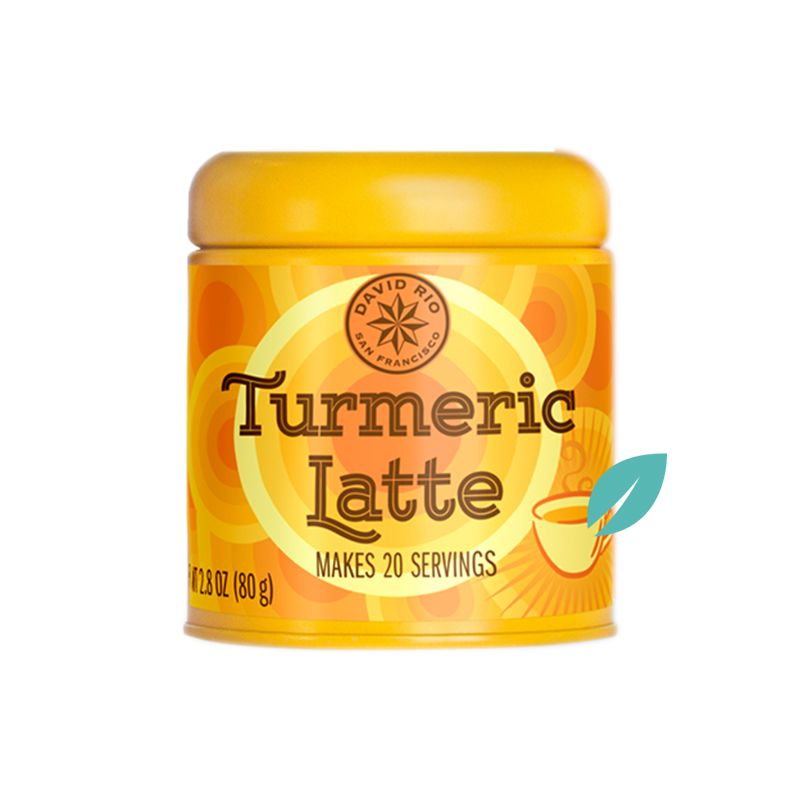 Turmeric Latte David Rio