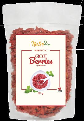 Goji Berries Premium 250 grs