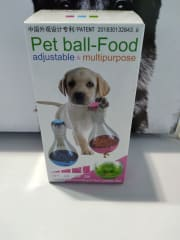 BOTELLA PET BALL FOOD