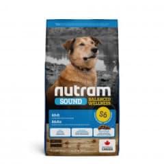 S6 NUTRAM SOUND BALANCED WELLNESS ADULT DOG FOOD