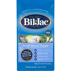 SMALL BREED PUPPY BIL-JAC