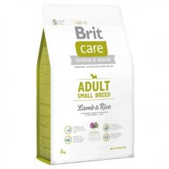 BRIT CARE ADULT SMALL BREED LAMB