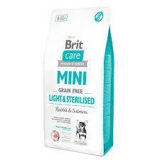 BRIT CARE MINI LIGHT - STERILISED