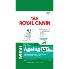 ROYAL CANIN MINI AGEING 12 +