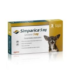 SIMPARICA 1.3 A 2.5 KG