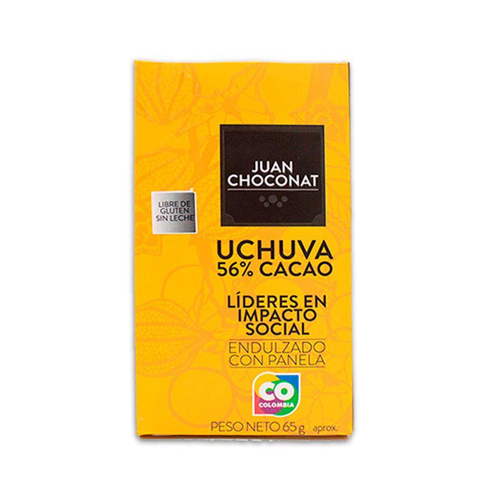 Choconat - Uchuva 55% Cacao 65 gr