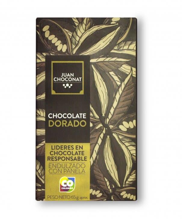 Choconat-Dorado 65 gramos