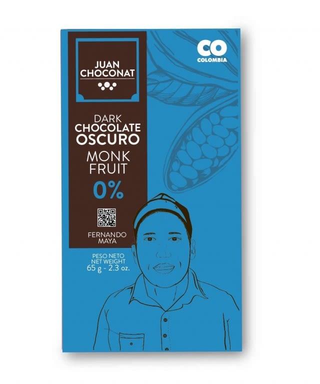 Choconat-Monk Fruit 65 gramos