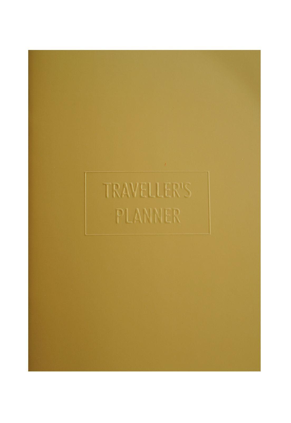 Traveller Planner Gold