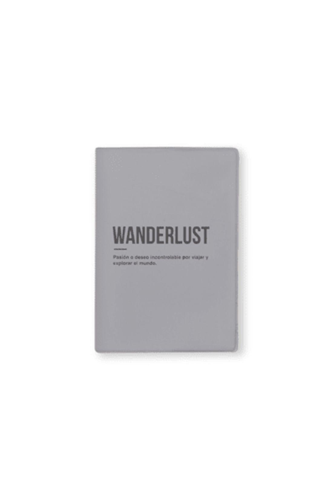 Porta Pasaporte Wanderlust